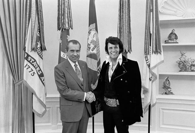 Nixon and Obama